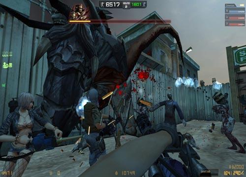 لعبة التصويب واطلاق النار Counter Strike Nexon Zombies للكمبيوتر