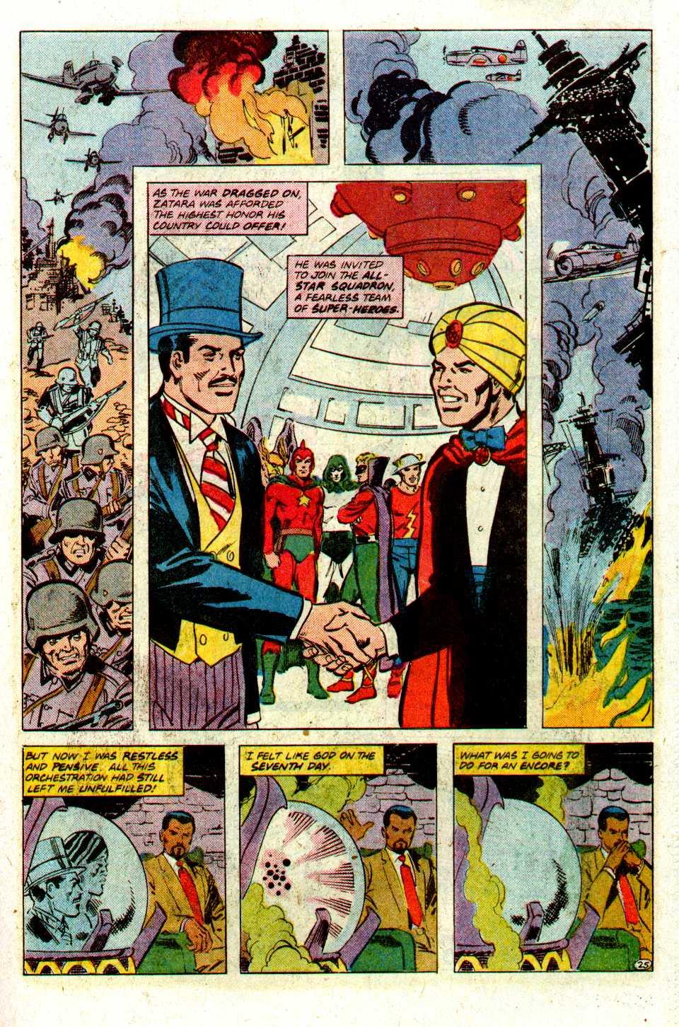 Read online Secret Origins (1986) comic -  Issue #27 - 26