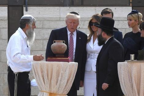 الجهوية 24 - الرئيس الأمريكي دونالد ترامب يعلن اليوم القدس عاصمة لإسرائيل
