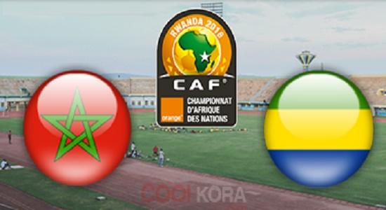 يلا شوت ملخص نتيجة مباراة المغرب والجابون اليوم 8-10-2016 المنتخب المغربي يتعادل 0-0   فى تصفيات كأس العالم