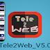 النسخة الاحترافية من أسرع تطبيق في فتح و مشاهدة القنوات المفتوحة و المشفرة بدون منازع TELE2WEB
