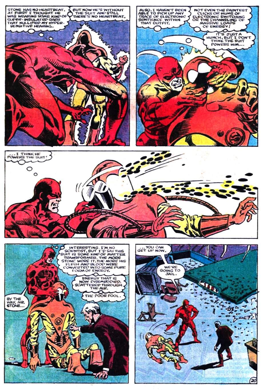 Daredevil (1964) 224 Page 20