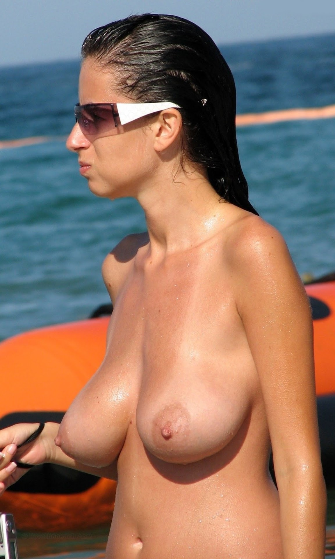 Naked Tits Beach