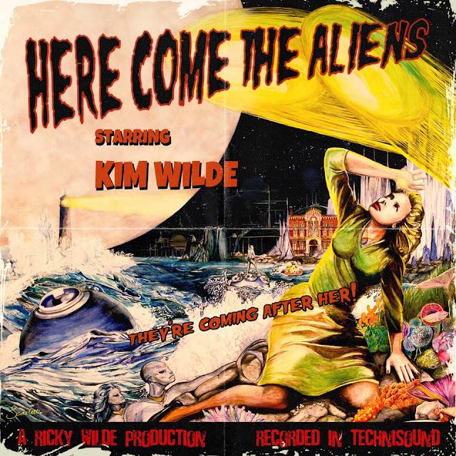 nouvel album kim wilde, here come the aliens, brexit, migrants, eighties, kim wilde come back, années 80, stars années 80, stars 80, tournée kim wilde