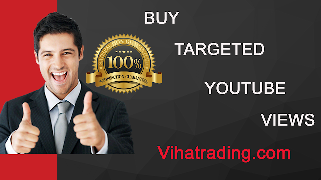 BUY TARGETED YOUTUBE VIEWS