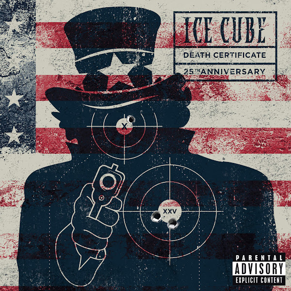 Ice Cube - Death Certificate (25th Anniversary Edition) Cover