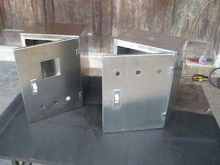 box panel plastik