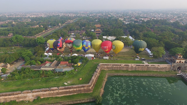 Balloon flights to be introduced in Hoi An 4