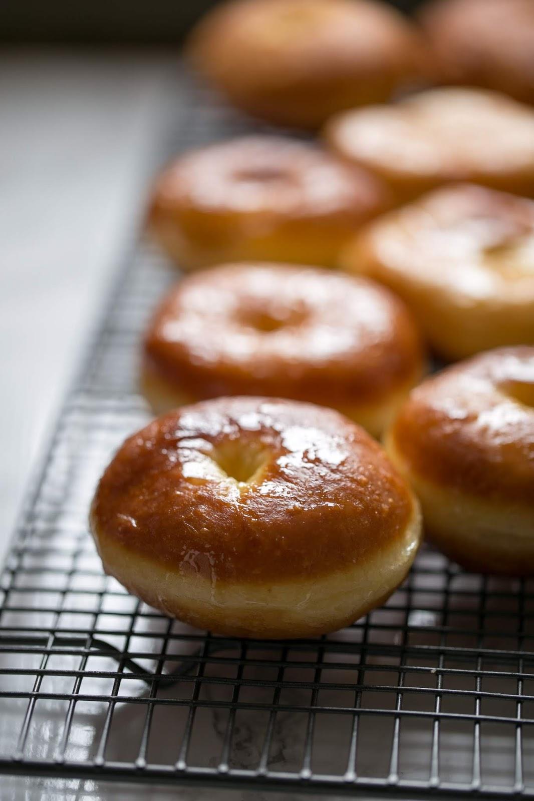 Donuts Tengo un horno y se como usarlo