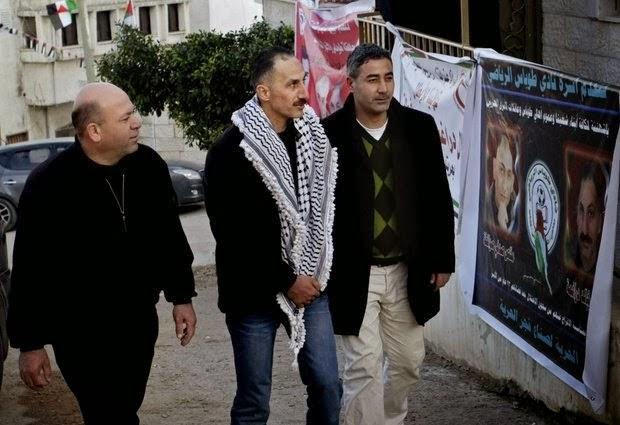 Tahanan Palestina Ini jadi Sarjana S2 Saat di Penjara Israel