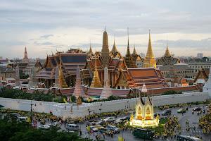 Paket Tour Wisata Sawasdee Bangkok 4D3N - Jakarta