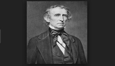 Fakta unik tentang Presiden John Tyler