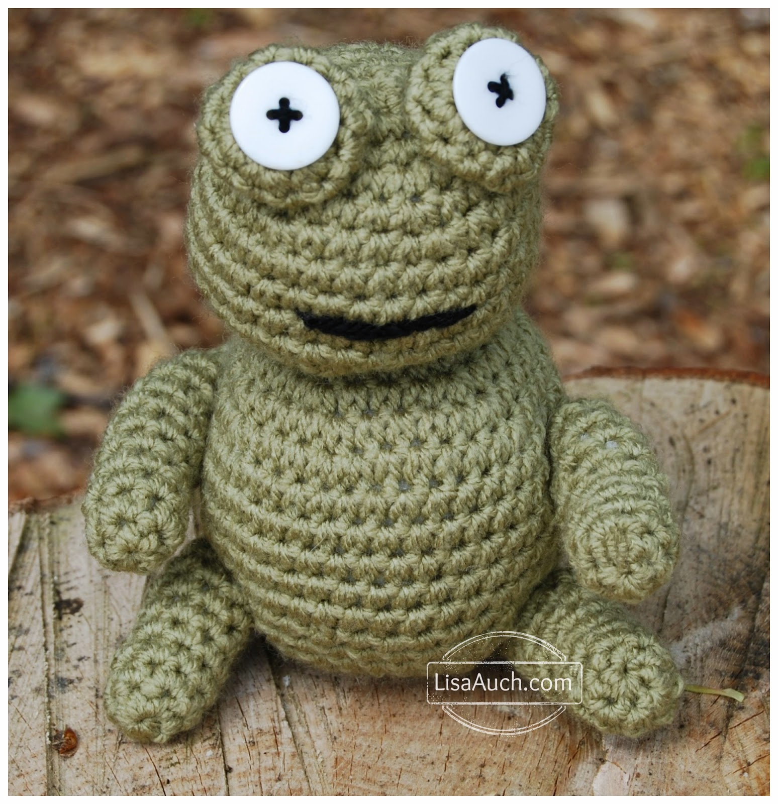 Free Crochet Patterns And Designs By LisaAuch: FREE