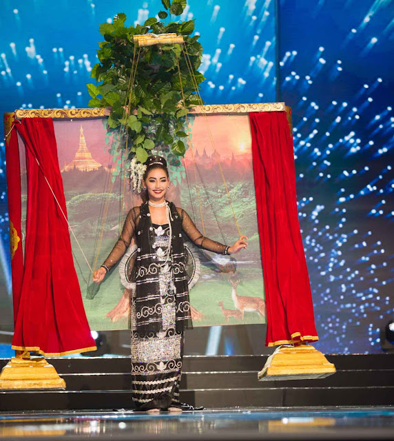 Miss Universe 2016 Best In National Costume