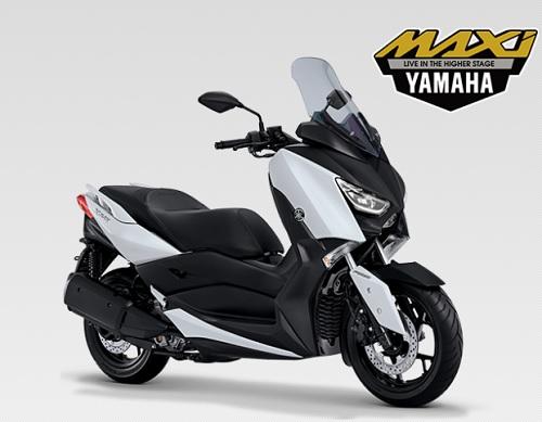 Spesifikasi Dan Harga Yamaha XMAX 250 Semua Tipe