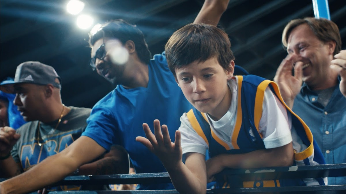 "The NBA Debuts Heartwarming New Commercial ""Hands"" Via Translation"