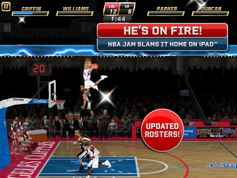 Best Iphone Games Apps Ringtones Nba Jam By Ea Sports For Ipad And Iphone