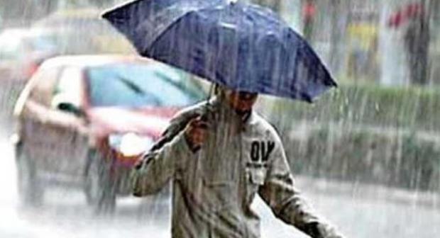 أمطار وزخات رعدية في توقعات أحوال الطقس لليوم الإثنين