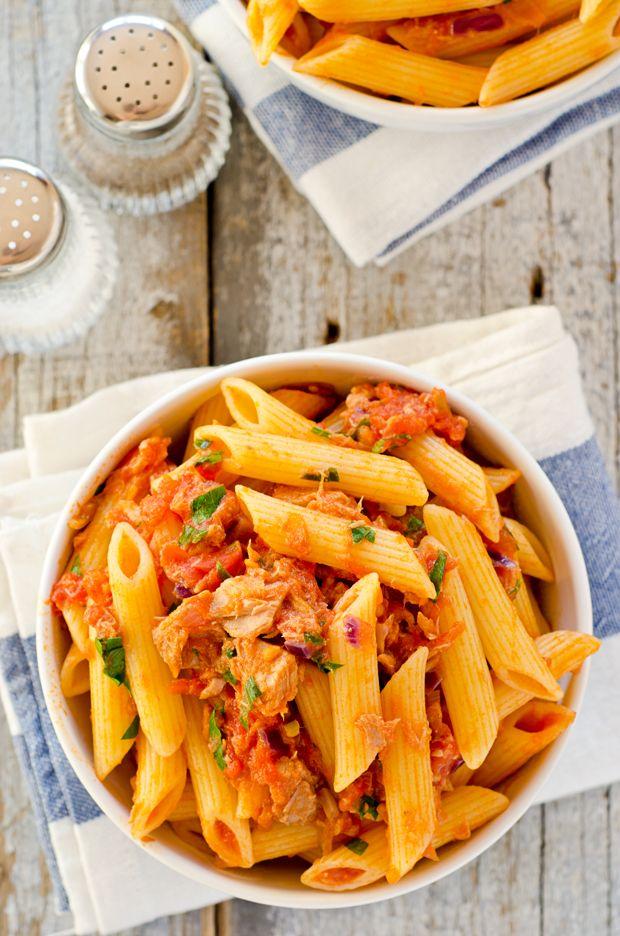 chef royale p 226 tes sauce tomate au thon