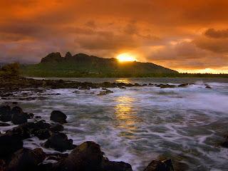 Island Seascape252C Kauai252C Hawaii   erc
