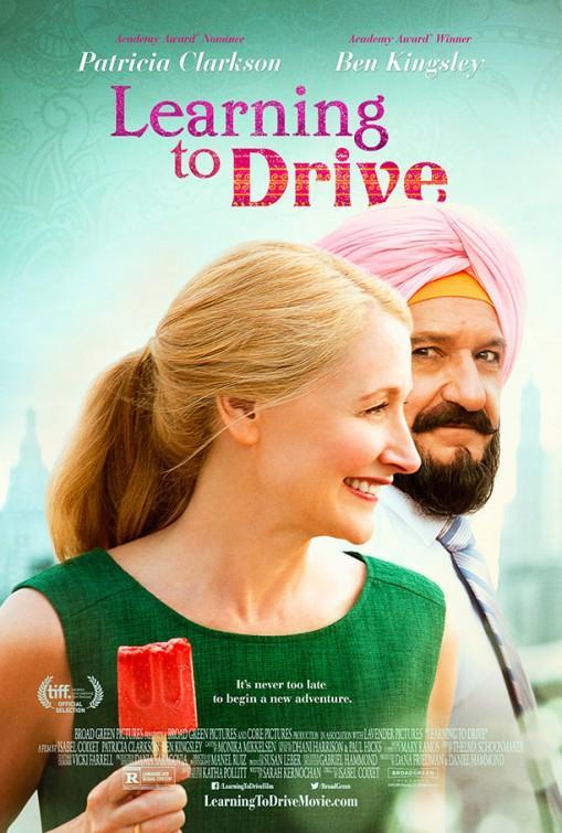 Learning to Drive [2014] [DVD9] [NTSC] [Latino]