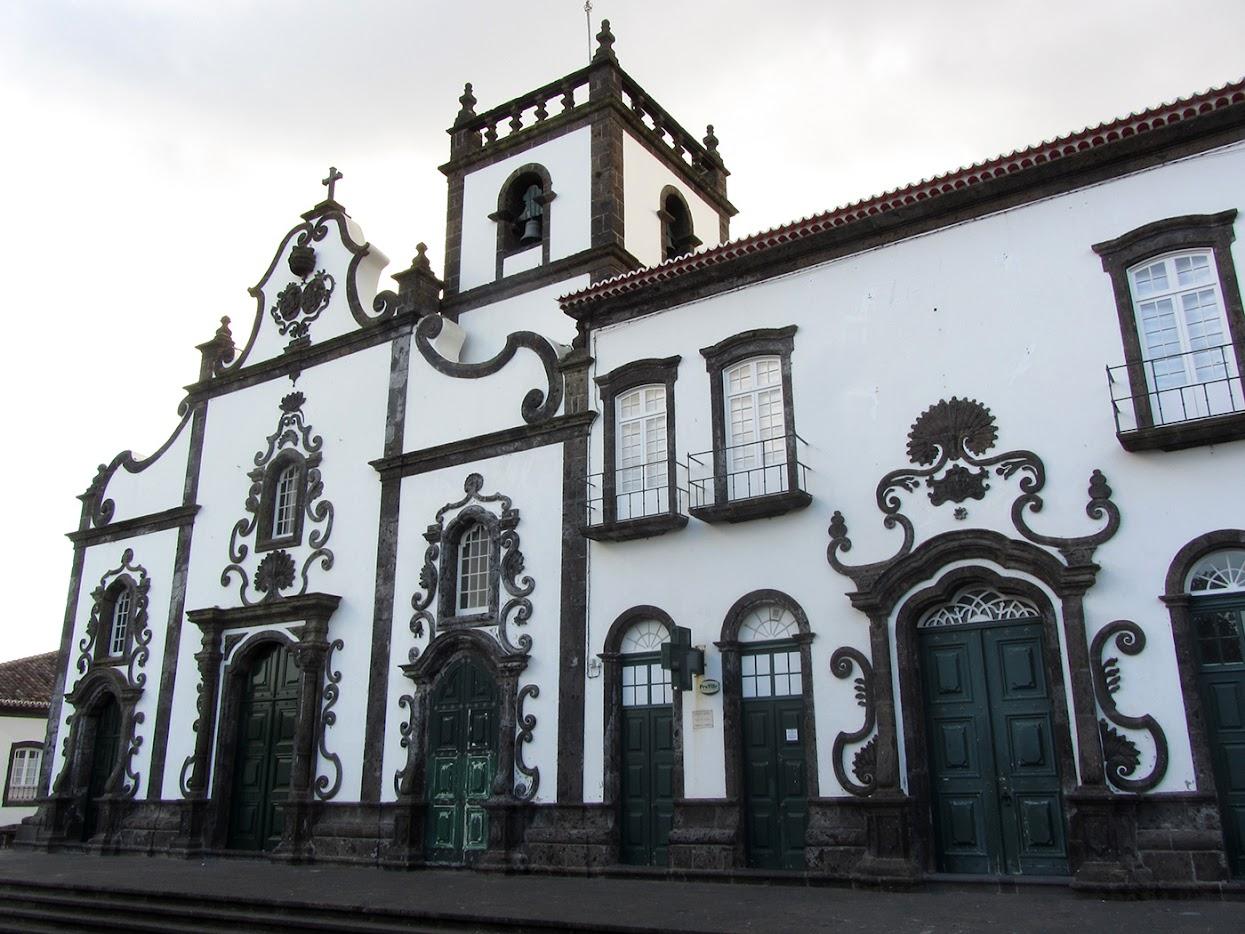 Igreja matriz de Vila Franca do Campo