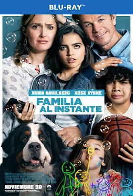Instant Family 2018 BD25 Latino