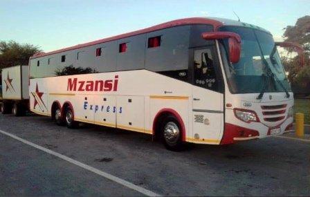 mzansi bus prices