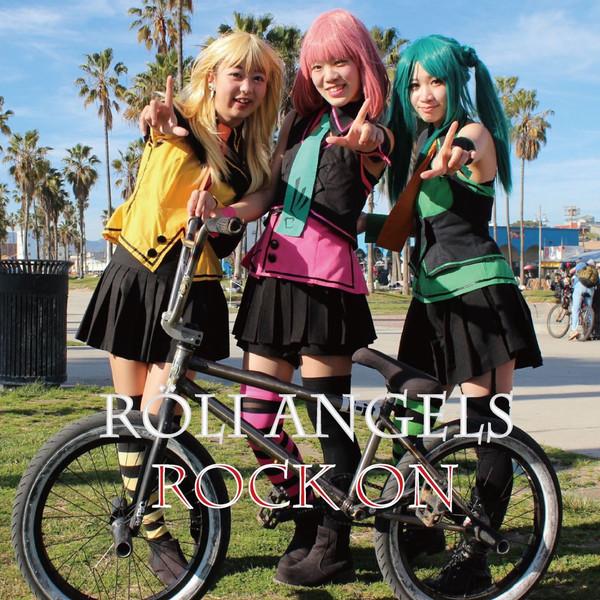 [Album] Roli Angels – ROCK'ON (2016.05.25/MP3/RAR)