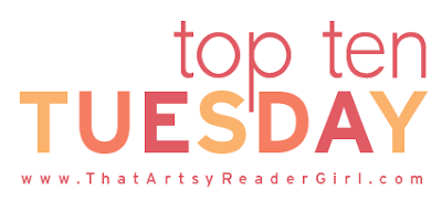Top Ten Tuesday: Top Five Bookish Things That I'd Like To Own