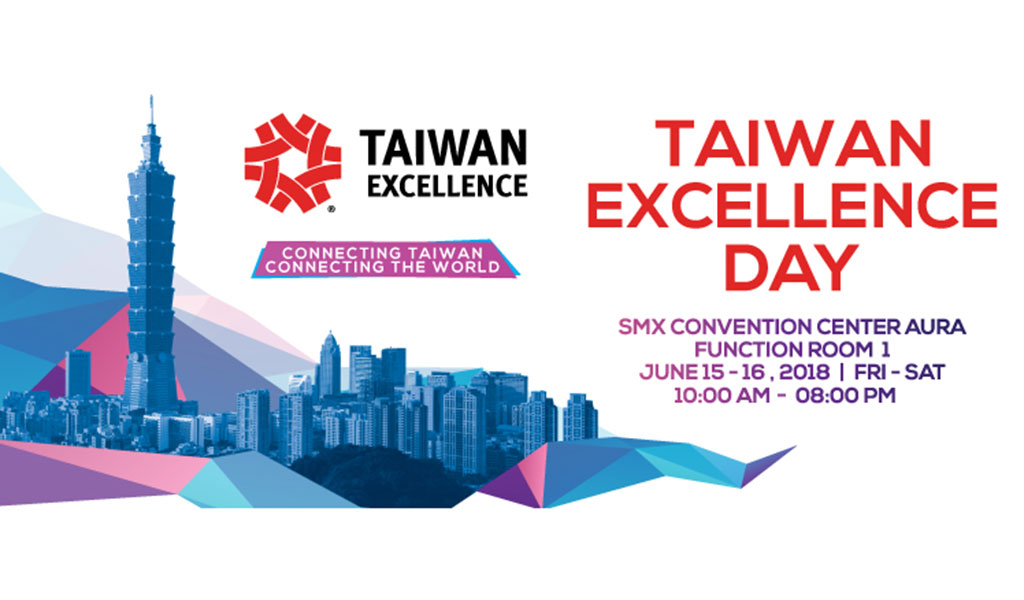 Taiwan Excellence Day 2018