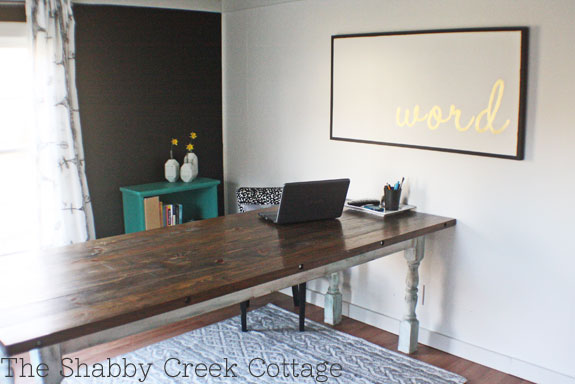 office, home office, office space, decorating, home decor, work space, blogging, farmhouse style,