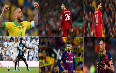 أبرز 10 غائبين, ترشيحات الكرة الذهبية, الترشيحات, ليفربول, نجوم كبيرة, العائق الاخير لمحمد صلاح,