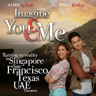 Imagine You and Me in Singapore