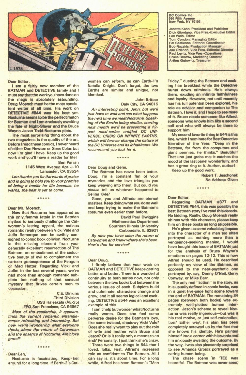 Detective Comics (1937) 548 Page 25