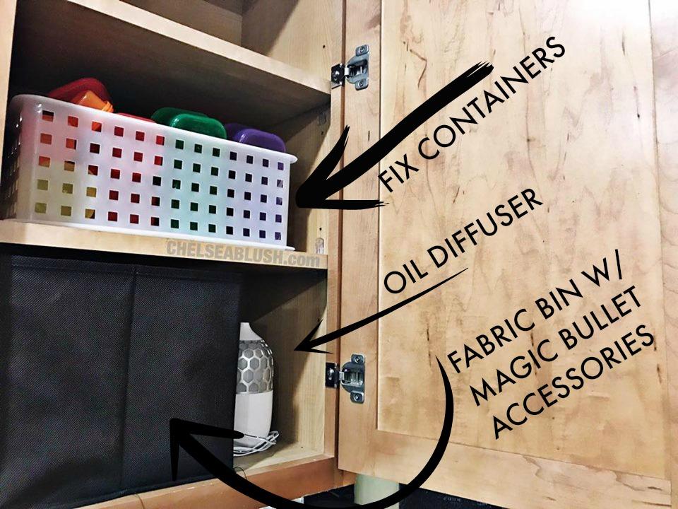 Shakeology Storage Container Listitdallas