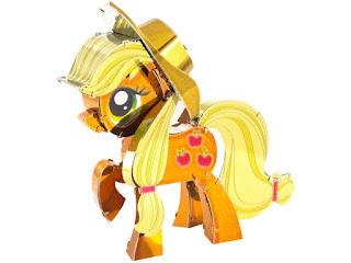 Fascinations Announces My Little Pony Metal Earth Model Kits
