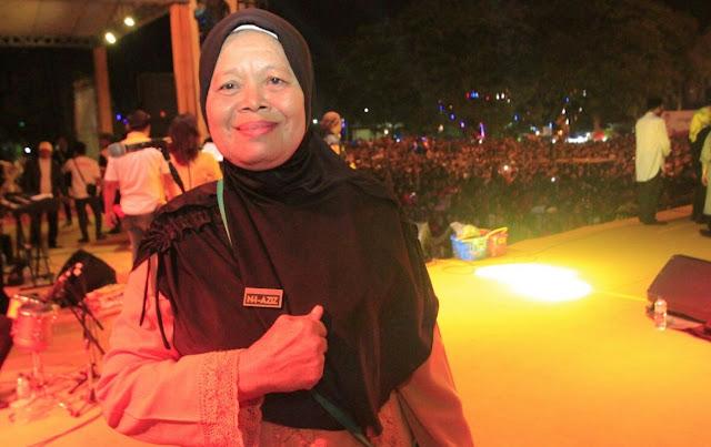Harapan Umrah Terkabul, Halimah: NH Paling Mengerti Kebutuhan Masyarakat