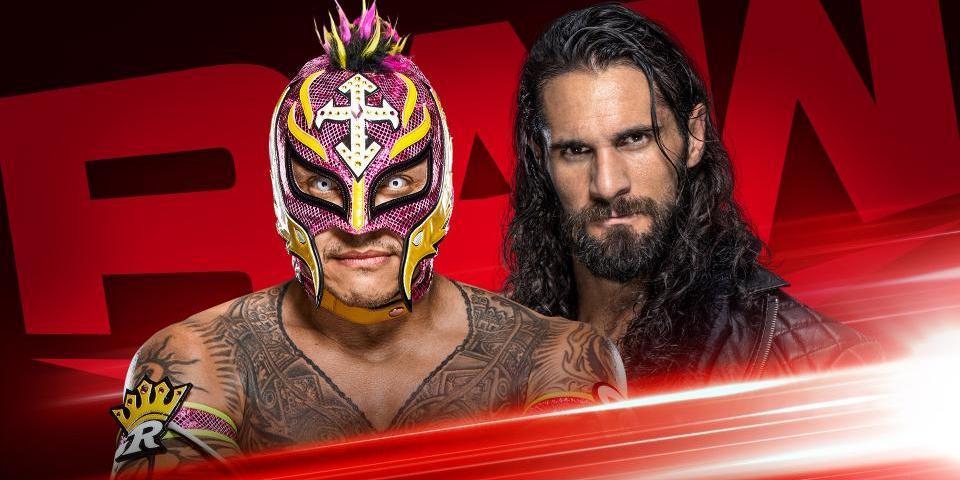 WWE RAW Results - August 31, 2020
