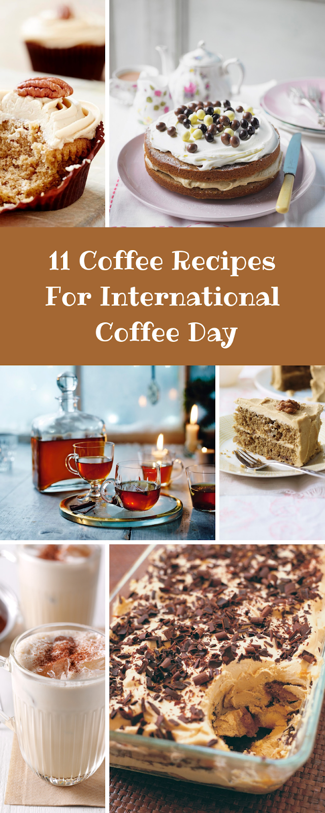 11 Coffee Recipes For International Coffee Day