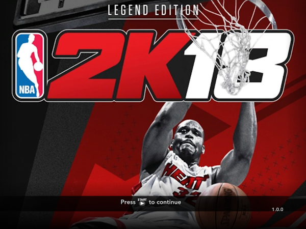 ab4d0f1240c4 We ve released the NBA 2K18 Shaquille O Neal Legend Edition Title Screens  separately