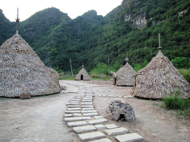 kong skull island village film set ninh binh vietnam