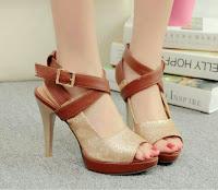 Sepatu High Heels Wanita TBP207
