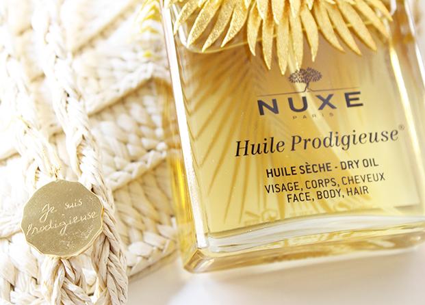 Huile Prodigieuse Edición Verano 2018 de Nuxe