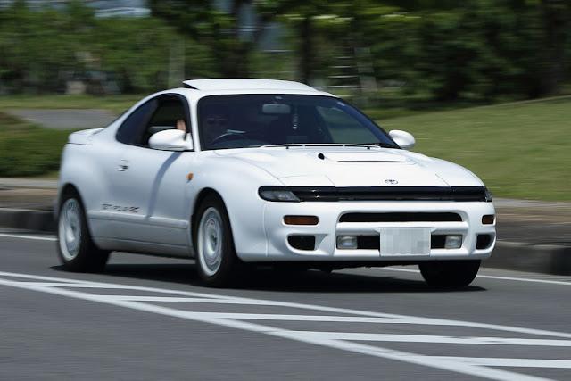 Toyota Celica V, niedrogie sportowe samochody, dla młodego