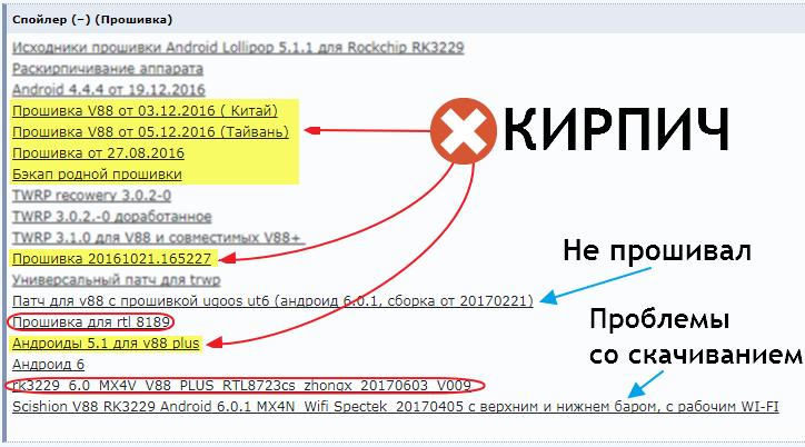 Artem_guy blog : Scishion v88 прошивка