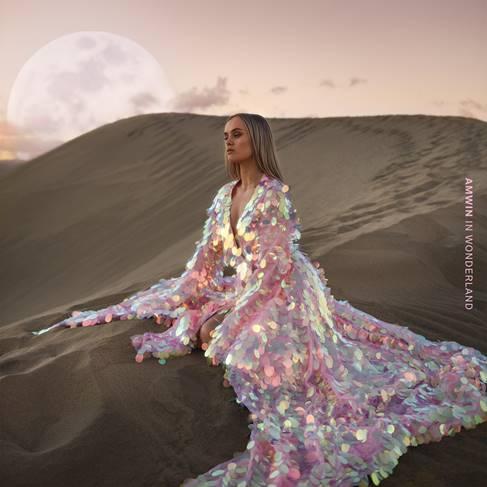 "AMWIN  Releases Imaginative Debut EP  ""AMWIN in Wonderland"""