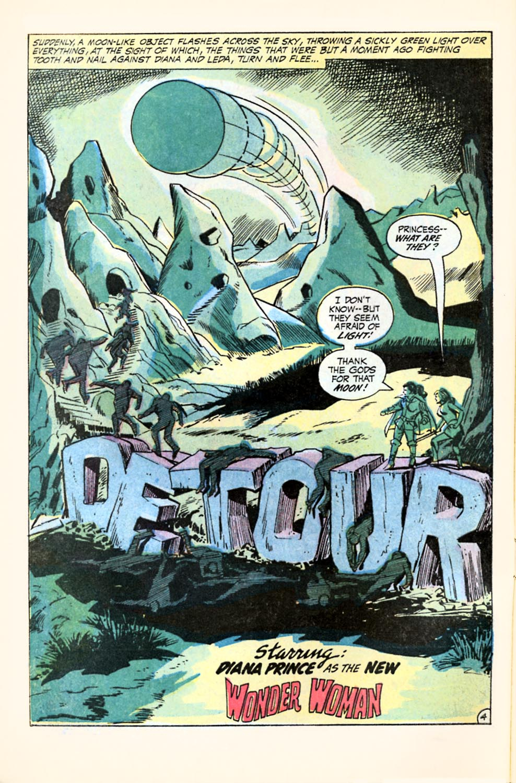 Read online Wonder Woman (1942) comic -  Issue #190 - 6