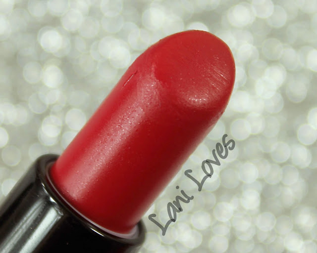 MAC MONDAY | MAC Love Goddess Lipstick swatches & Review