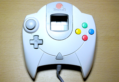 The Dreamcast Junkyard: Is The Dreamcast Controller Really